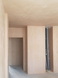 Механизированная штукатурка стен и потолков в Царицыно