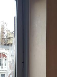 Машинная штукатурка четырехкомнатной квартиры в Московском