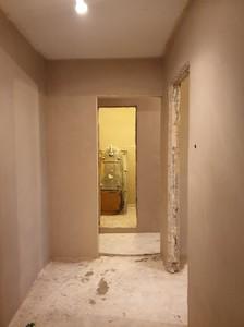 Механизированная штукатурка квартиры в Воскресенске
