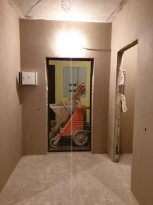 Механизированная штукатурка однокомнатной квартиры в Раменском